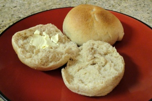 quick whole wheat rolls